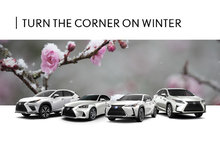 Turn the Corner on Winter