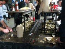1ere édition de notre party d'huîtres