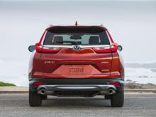 2018 Honda CR-V: still impressive
