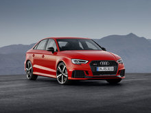 The incredible 2018 Audi RS3 is coming to Canada very soon