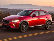 Mazda CX-3 2017 : polyvalence et agrément à Montréal