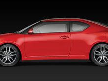 La Scion tC, la voiture parfaite pour les jeunes acheteurs et les étudiants