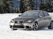 2015 Lexus IS  - Pure Driving Pleasure