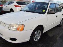 2000 Hyundai AENT C