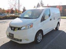2015 Nissan NV200 2.5S