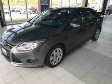 Ford Focus SE 5-Speed Manual! Low Kms! 2014