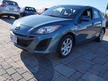 2010 Mazda Mazda3 GX! Hatchback! Dealer Maintained! 0.9% Fiancing GX! Dealer Maintained! 0.9% Fiancing