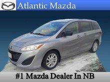 2012 Mazda Mazda5 GS 0.9% INTEREST !!!