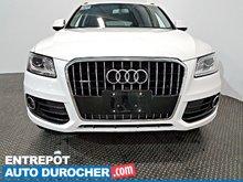2013 Audi Q5 2.0L 4X4 AIR CLIMATISÉ - Groupe Électrique - Cuir - Sièges Chauffants