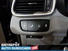2016 Kia Sorento AWD TOIT OUVRANT - Air Climatisé - CUIR - Caméra de Recul - Sièges Chauffants - 7 Passagers