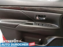 2016 Mitsubishi Outlander GT AWD TOIT OUVRANT - A/C - Automatique - Cuir - Sièges Chauffants - 7 Passagers