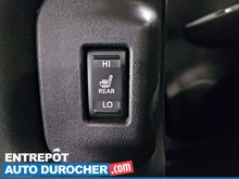 2016 Nissan Leaf Automatique - AIR CLIMATISÉ - Groupe Électrique Sièges Avant et Arrières Chauffants - Caméra de Recul