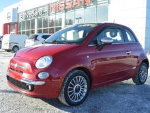 2013 Fiat 500 LOUNGE TOIT OUVRANT CUIR BLUETOOTH