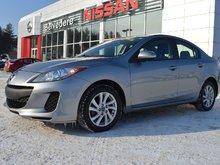 2013 Mazda Mazda3 GS-SKY AUTOMATIQUE GR. ELECT. AIR CLIMATISÉ