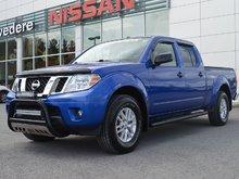Nissan Frontier SV 4X4 CAMÉRA DE RECUL BANC CHAUFFANTS 2015
