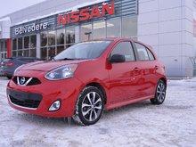 Nissan Micra SR AUTOMATIQUE CAMÉRA DE RECUL MAGS BLUETOOTH 2015