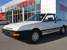 Nissan Pulsar NX AUTOMATIQUE TOIT-OUVRANT 1986