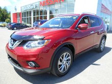 Nissan Rogue SL AWD CUIR TOIT OUVRANT PANORAMIQUE  GPS 2014