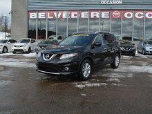 Nissan Rogue SV AWD TOIT PANORAMIQUE CAMERA MARCHE ARRIÈRE 2014