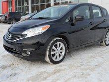 Nissan Versa Note SL AUTOMATIQUE CAMERA DE RECUL JANTES EN ALLIAGE 2014