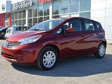 Nissan Versa Note SV AUTOMATIQUE CAMERA DE RECUL BLUETOOTH 2016