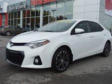 2014 Toyota Corolla S AUTOMATIQUE TOIT OUVRANT CAMERA DE RECUL