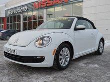 2015 Volkswagen Beetle Convertible 1.8 TSI CUIR AUTOMATIQUE AIR CLIMATISÉ