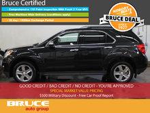2014 Chevrolet Equinox LTZ 2.4L 4 CYL AUTOMATIC AWD