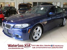 2015 BMW 535i XDrive M-SPORT/PREMIUM PKG/