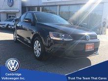 2014 Volkswagen Jetta Trendline Plus