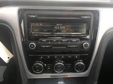2012 Volkswagen Passat Comfortline 2.5 6sp at w/ Tip With Low Kilometers