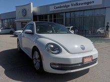2016 Volkswagen The Beetle Comfortline Automatic