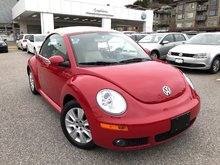 2010 Volkswagen Beetle Convertible Comfortline 2.5L 6sp at Tip