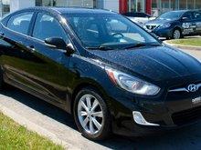 Hyundai Accent GLS*AUTO*A/C*TOIT*MAG*BANCS CHAUFFANTS* 2013