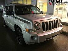 Jeep Patriot AUTOMATIQUE*NOUVEAU+PHOTOS VENIR* 2009