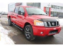Nissan Titan SV*4X4*SWB*CREW CAB*GARANTIE PROLONGEE INCLUSE* 2012