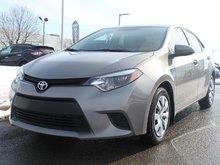 Toyota Corolla LE*AUTOMATIQUE*CAMERA DE RECUL* 2014