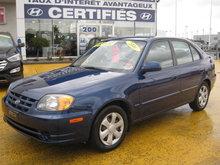 Hyundai Accent GL 2006 ** très propre **