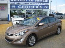 Hyundai Elantra SE **Toit ouvrant **Mags** 2015