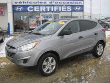Hyundai Tucson L **Garantie prolongée sept. 2019 ou 140 000 km** 2013