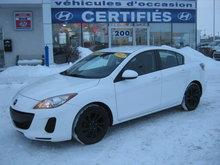Mazda Mazda3 GS **Jamais accidenté** 2012