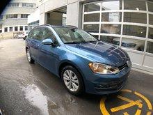 2015 Volkswagen Golf Sportwagon Comfortline + Nav + Toit New Arrival