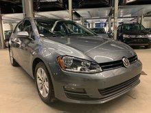 Volkswagen Golf COMFORTLINE 1.8TSI (CERTIFIED) 2016