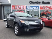 Ford Edge SEL, NOUVELLE ARRIVAGE 2009