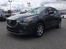 Mazda CX-3 GX,JAMAIS ACCIDENTÉ, UN SEUL PROPRIÉTAIRE 2016 GARANTIE JUSQU EN 2020,CAMÉRA DE RECULE,BLUETOOTH