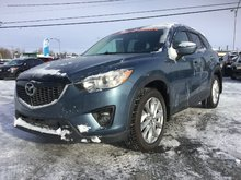 Mazda CX-5 GS, WOW UN GT AU PRIX D'UN GS WOW, LIQUIDATION 2015 JAMAIS ACCIDENTÉ, WOW UN GT AU PRIX D'UN GS