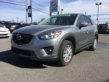 Mazda CX-5 GS, AWD, TOIT, SIÈGES CHAUFFANTS, CAMERA DE RECUL, 2015 JAMAIS ACCIDENTÉ, UN SEUL PROPRIÉTAIRE