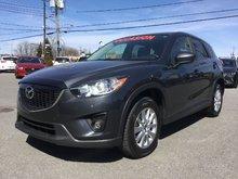 Mazda CX-5 GS, AWD, SIÈGES CHAUFFANTS, BLUETOOTH, CAMERA,MAGS 2015 UN SEUL PROPRIÉTAIRE