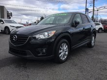 Mazda CX-5 GS, AWD, CUIR, NAVIGATEUR, TOIT, SIÈGES CHAUFFANTS 2016 JAMAIS ACCIDENTÉ, UN SEUL PROPRIÉTAIRE