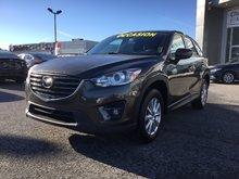 Mazda CX-5 GS, DÉMARREUR, TOIT, SIÈGES CHAUFFANTS, BLUETOOTH 2016 JAMAIS ACCIDENTÉ, UN SEUL PROPRIÉTAIRE